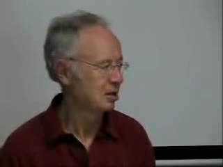 Andy Grove of Intel asks Eric Schmidt of Google an interesting question