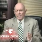Stephen Covey: A new approach to leadership